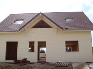 Maison ossature bois Creabois