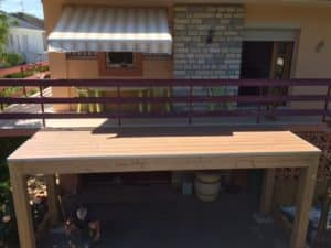 Terrasse en bois | 01