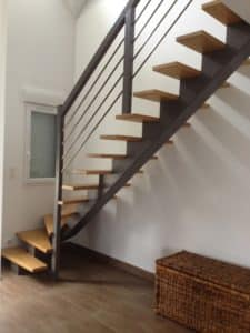 Menuiserie - escalier - creabois
