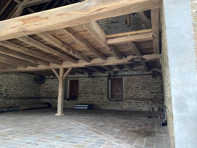 Restauration d'un moulin   BOURGOGNE